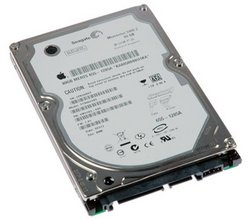 80 GB 5400 RPM SATA Hard Drive