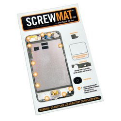 iPod Touch Gen 4 ScrewMat