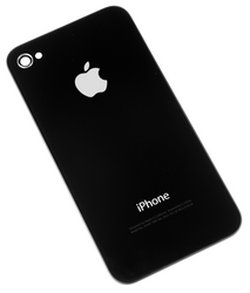 iPhone 4 Rear Glass Panel (GSM/AT&T)