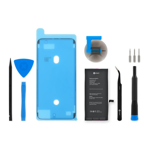 iPhone 7 Plus Replacement Battery / Fix Kit with Adhesive
