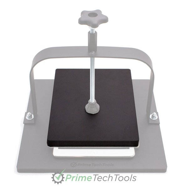PrimeTech Clamping Vise Extra Plate