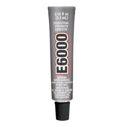 E6000 Adhesive Glue / 5.3 mL