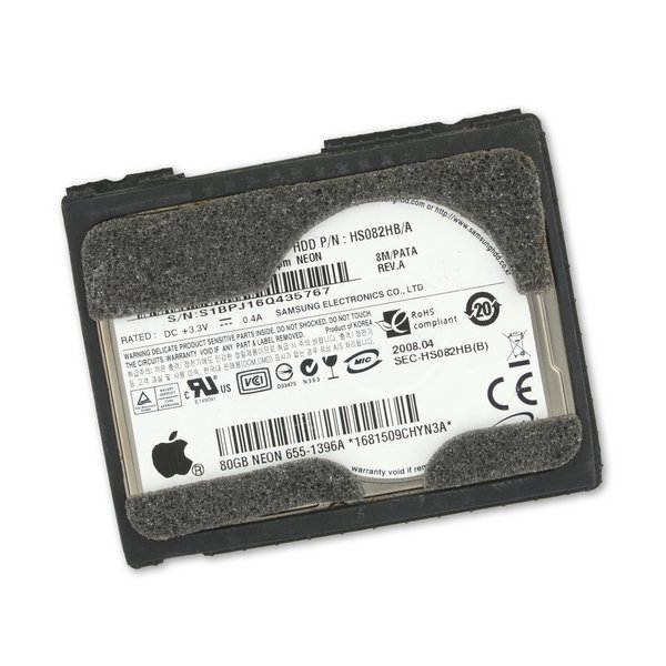 MacBook Air (Original) 80 GB Hard Drive - iFixit