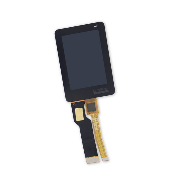 GoPro Hero5 Black Rear LCD and Digitizer