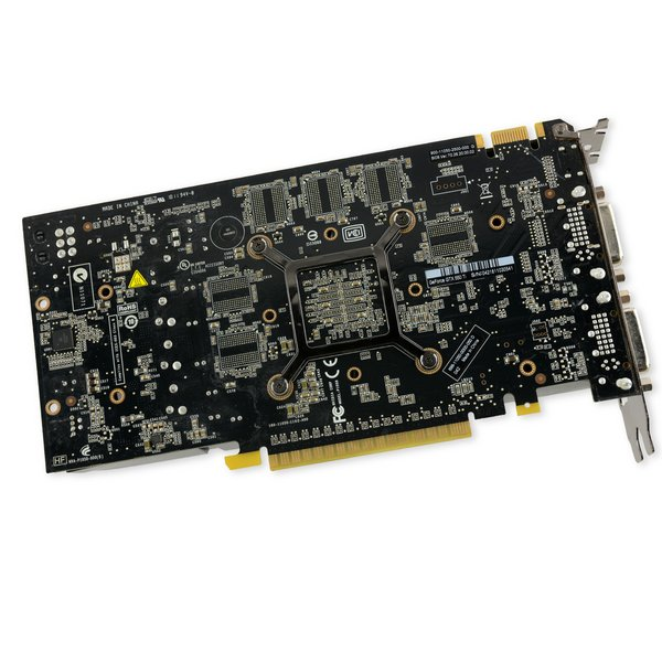 GeForce GTX 550 Ti Graphics Card