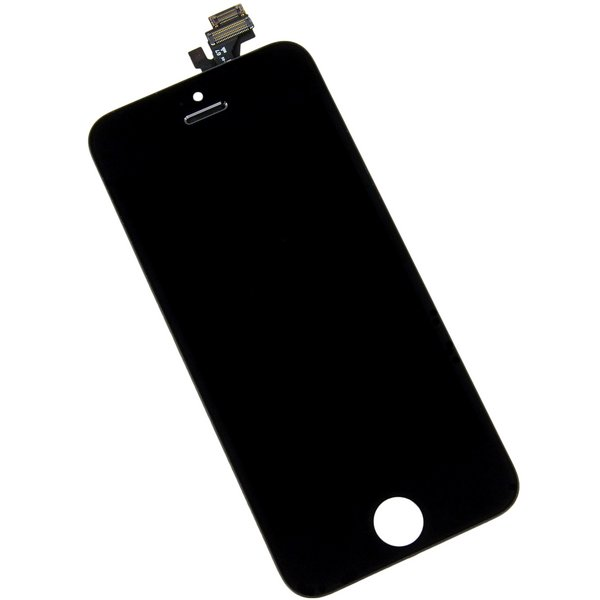 iPhone 5 LCD and Digitizer - Original LCD / Black