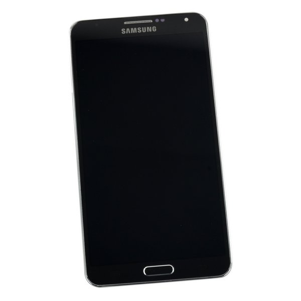 Galaxy Note 3 LCD Screen and Digitizer Assembly (Sprint/Verizon) / A-Stock / Black