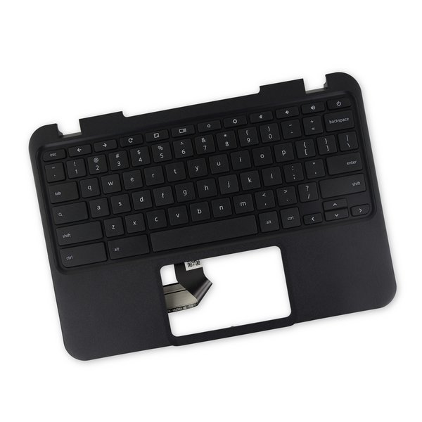 Lenovo Chromebook 11 N22 Palmrest Keyboard