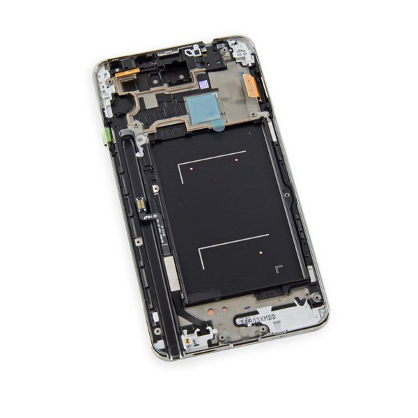 Galaxy Note 3 Screen and Digitizer Assembly (T-Mobile/AT&T) / New / Black