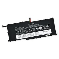 Lenovo ThinkPad X1 Yoga 1st Gen and X1 Carbon 4th Gen 52Wh Replacement Battery / Part Only