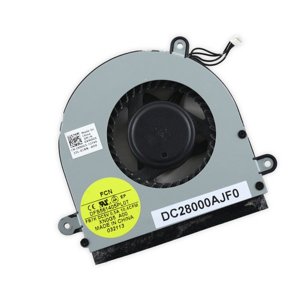 Alienware M14x-R2 (P18G) Fan