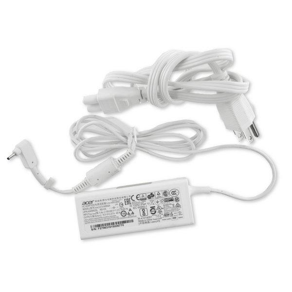 Acer CB5-132T-C1LK Chromebook AC Adapter