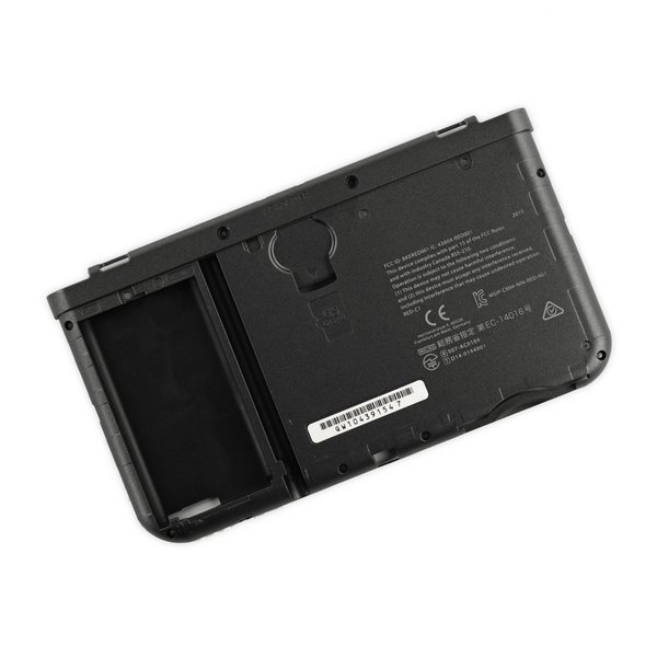 Nintendo 3DS XL (2015) Rear Panel