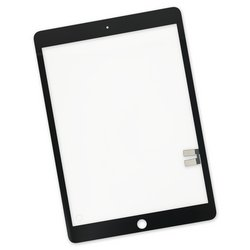 iPad 7 Screen Digitizer / New / Black