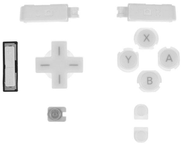 Nintendo DSi Input Buttons
