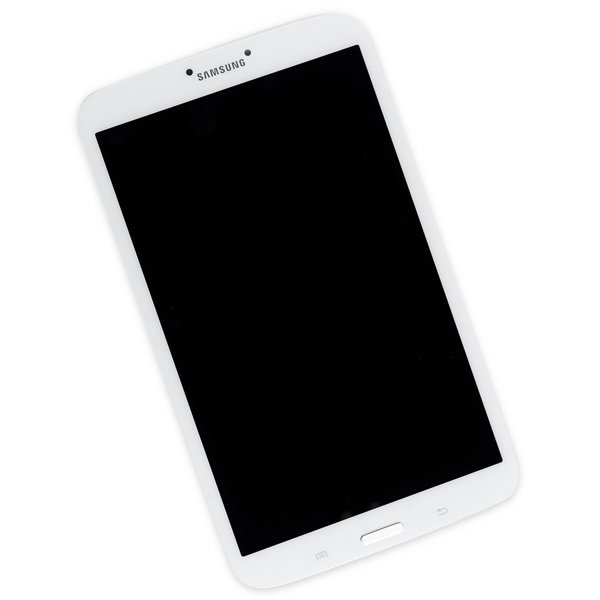 Galaxy Tab 3 8.0 Display Assembly / White / A-Stock