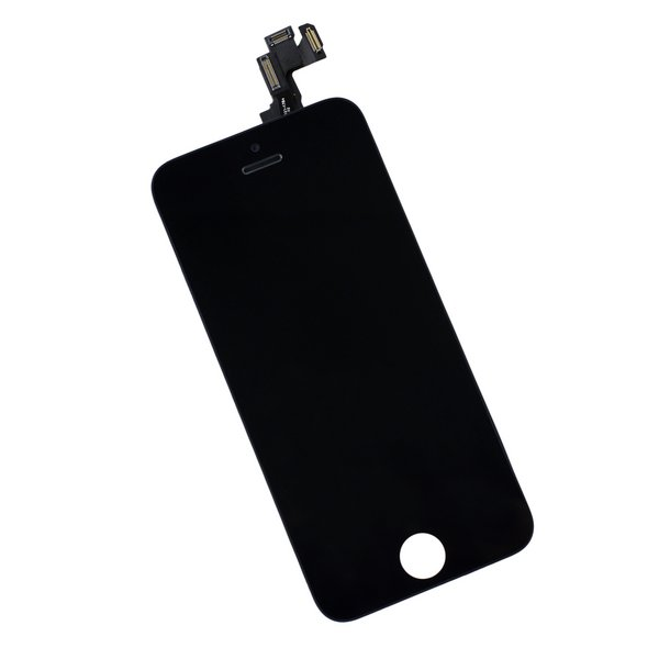 iPhone 5s Screen / New / Part Only / Black