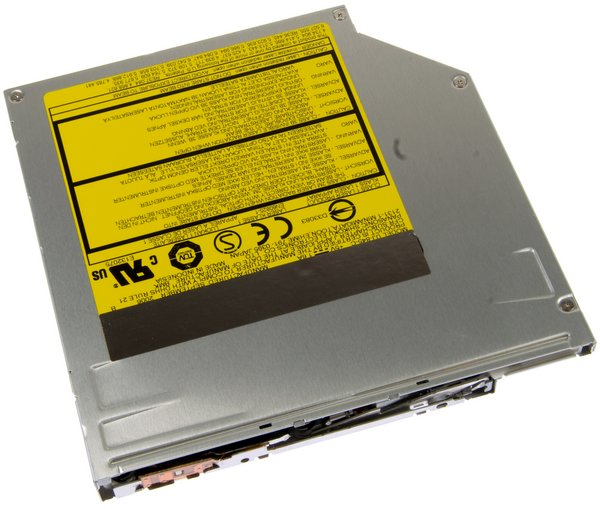 12.7 mm PATA 8x SuperDrive (UJ-845)