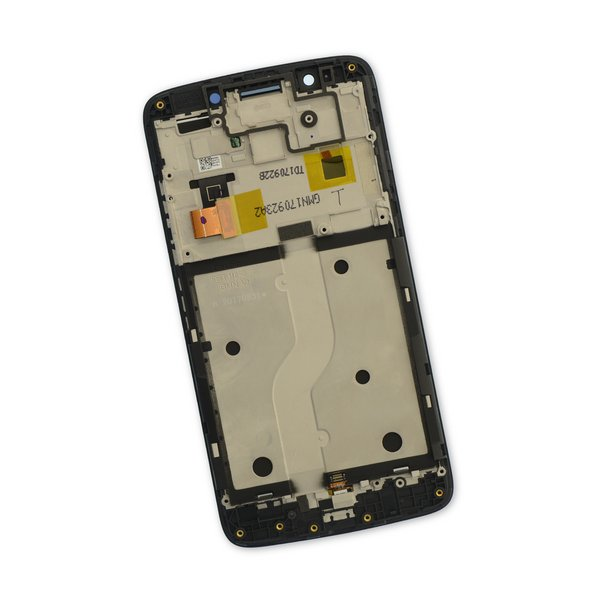 Moto G5 Screen / Black / Part Only