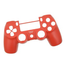 DualShock 4 Controller Front Panel (CUH-ZCT2U) / A-Stock / Red