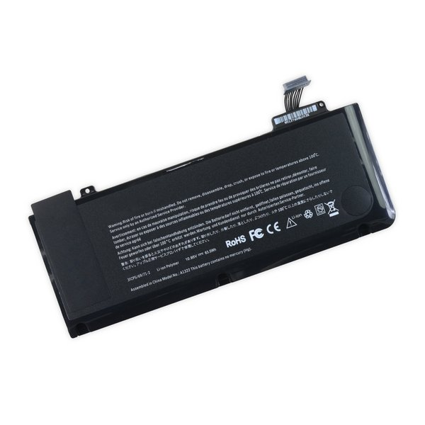 "MacBook Pro 13"" Unibody (Mid 2009-Mid 2012) Replacement Battery / Part Only"