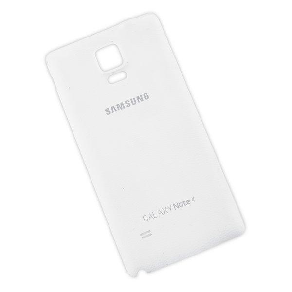 Galaxy Note 4 Rear Panel / White / Unlocked