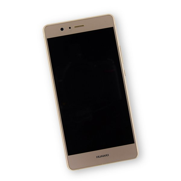 Huawei P9 Lite LCD Screen and Digitizer Assembly / Gold / Part Only