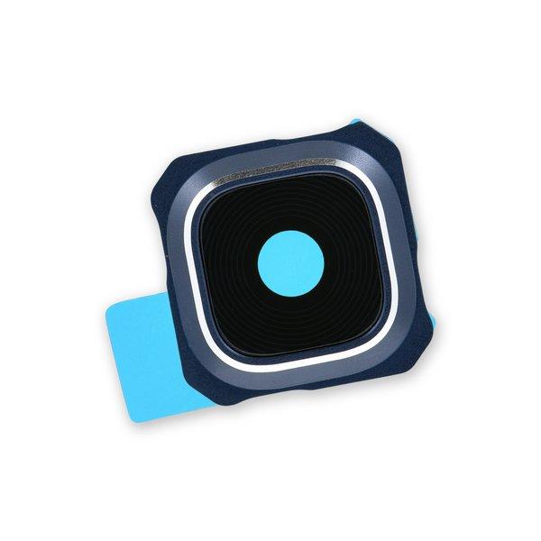 Galaxy S6 Edge+ Rear Camera Bezel & Lens Cover / Blue