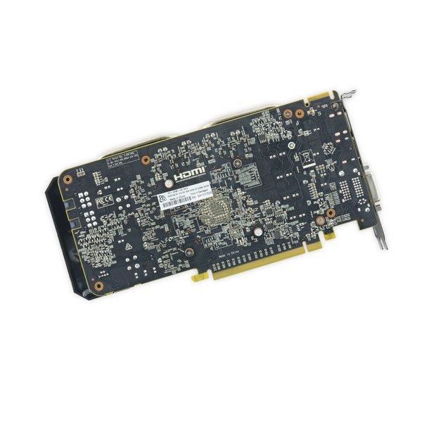 XFX R7-370B-CDFR Graphics Card