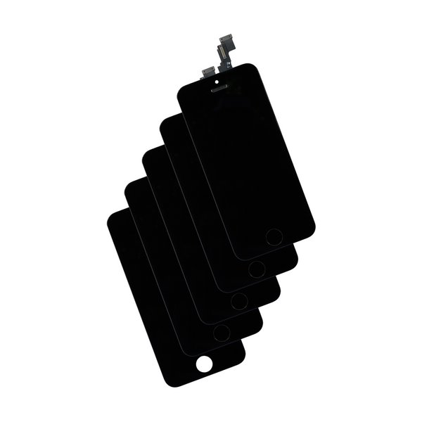 iPhone 5c LCD and Digitizer (5-Pack)