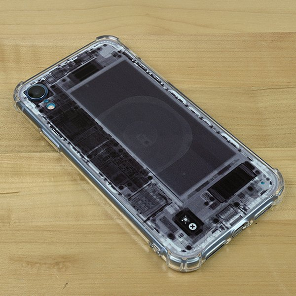 iFixit Insight iPhone XR Case / X-Ray