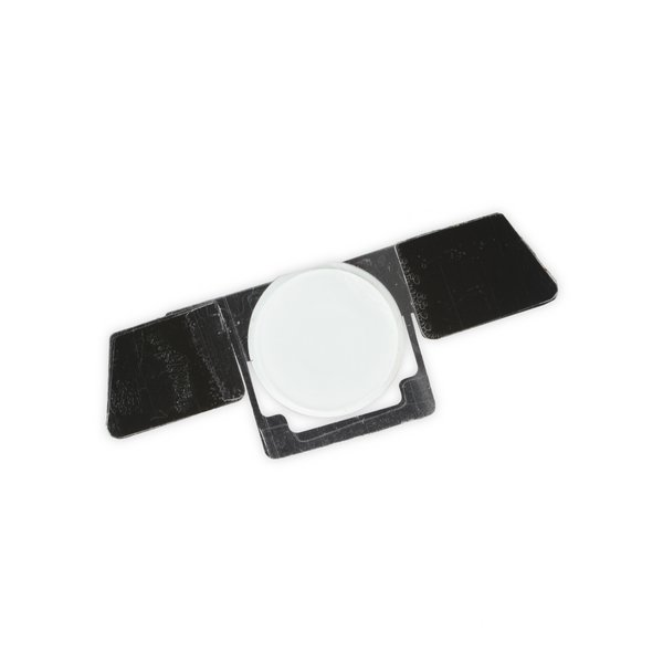 iPad 2nd and 3rd Gen Home Button Assembly / White