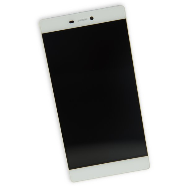 Huawei P8 LCD Screen and Digitizer Assembly / White