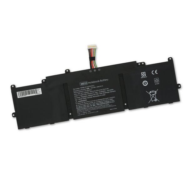 HP ME03XL Replacement Laptop Battery / Part Only