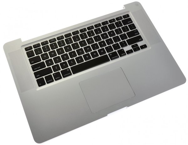 "MacBook Pro 15"" Unibody (Late 2008-Early 2009) Upper Case"