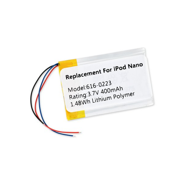 iPod nano (1st Gen) Replacement Battery / Part Only