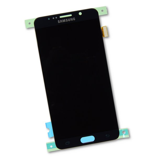 Galaxy Note5 LCD Screen and Digitizer / Black / Part Only