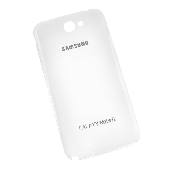 Galaxy Note II Battery Cover (AT&T) / White / GH98-25388A