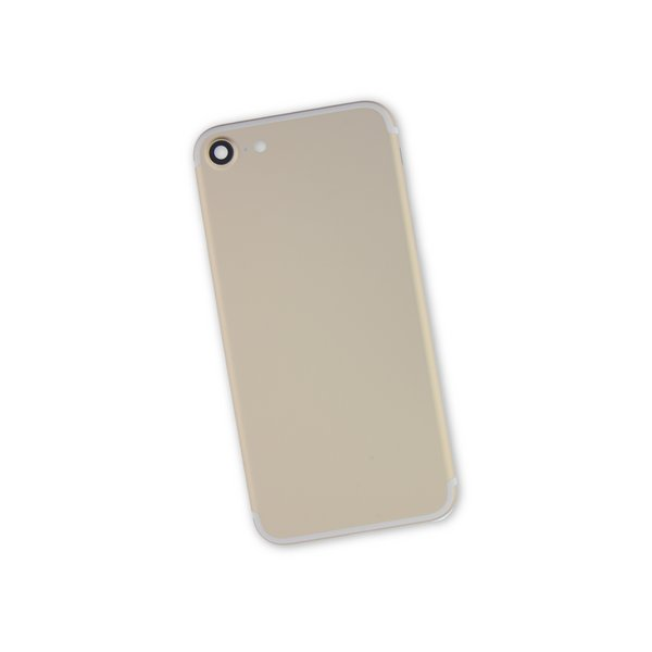 iPhone 7 Blank Rear Case / Gold