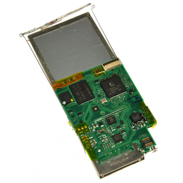 iPod Nano Gen 2 8 GB Logic Board