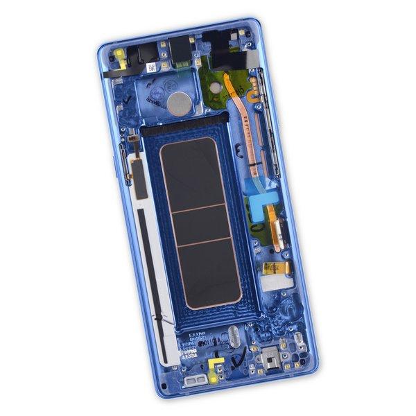 Galaxy Note8 Screen / New / Blue