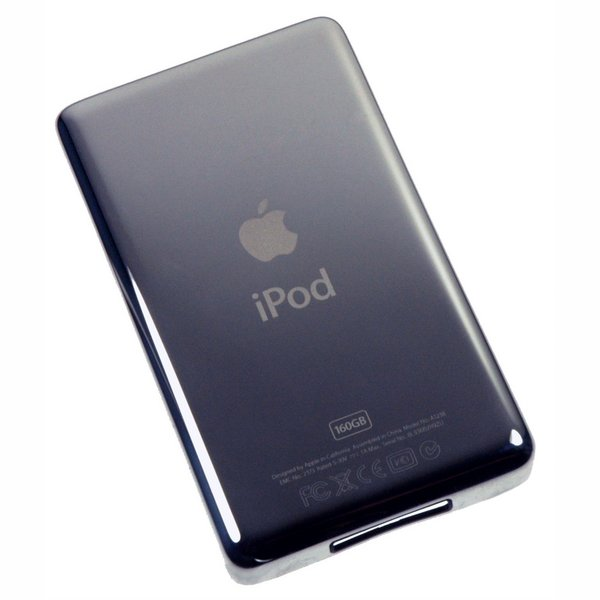 iPod Classic Thin Rear Panel / 160GB