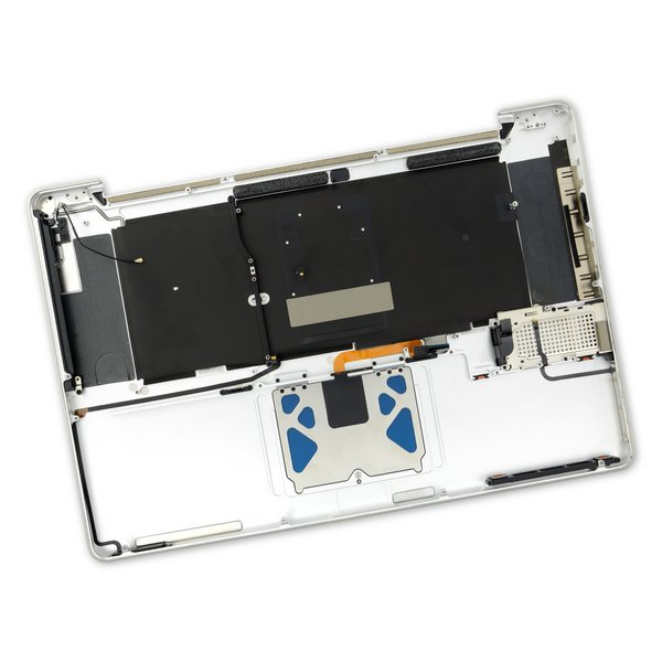 "MacBook Pro 17"" Unibody (Late 2011) Upper Case / B-Stock / With Trackpad"