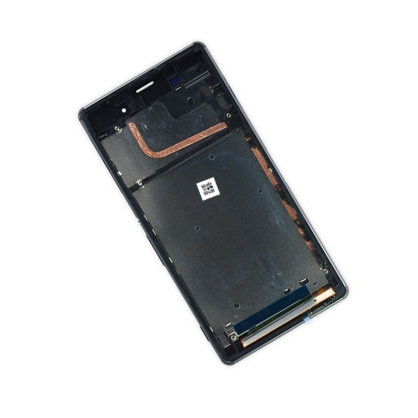 Sony Xperia Z3 LCD Screen and Digitizer Full Assembly / Black / Part Only