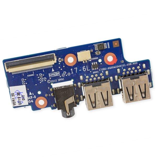 HP ENVY TouchSmart (m7-j020dx) I/O Board