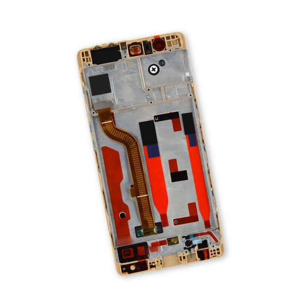 Huawei P9 LCD Screen and Digitizer Assembly / Gold / Part Only