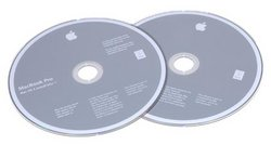 "MacBook Pro 15"" (Model A1150) Restore DVDs"