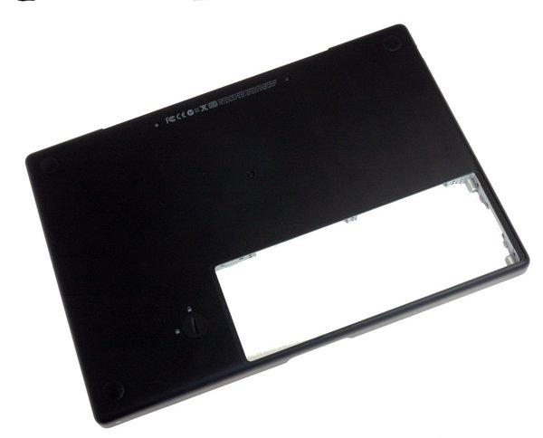 MacBook Lower Case / Black / A-Stock