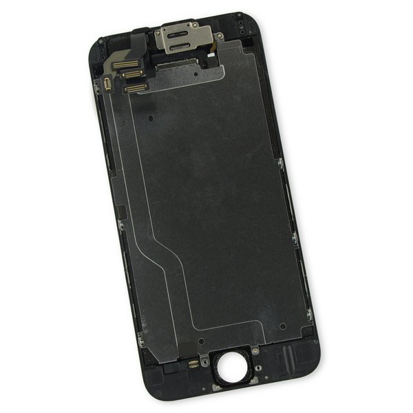 iPhone 6 Display Assembly / Black / A-Stock