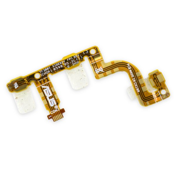 ASUS Transformer Pad (TF300T) Volume Button Flex Cable